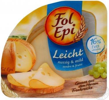Сир напівтвердий Fol Epi light 150 г