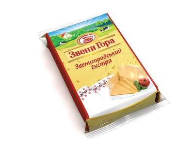 Сір Звени Гора Звенигородський Екстра 50% 200 г