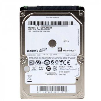 """Жорсткий диск HDD SATA 2.5""""1TB 5400RPM 8MB ST1000LM024 (106118)"""