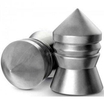 Пули пневм H&N Silver Point, 5,5 мм ,1.11г, 200шт/уп,