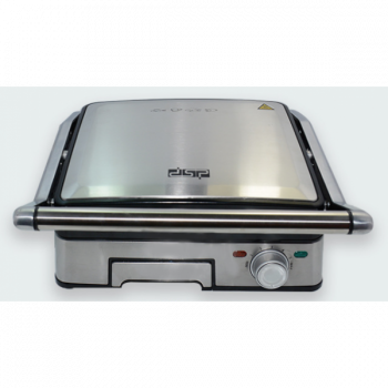 Гриль контактний притискної електрогриль DSP KB-1045 1800W Black