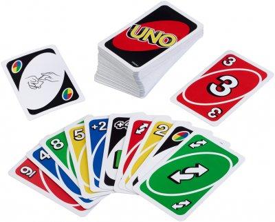 Карткова гра Mattel UNO (W2087)