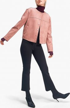 Жакет Stradivarius st02220001 Розовый