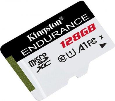 Kingston microSDXC 128GB High Endurance Class 10 UHS-I U1 A1 (SDCE/128GB)