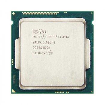 Процесор S1150 Intel i3-4160 2x3.6 GHz Refurbished