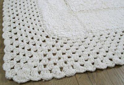 Набір килимків Irya Lizz 80х120 і 45х65