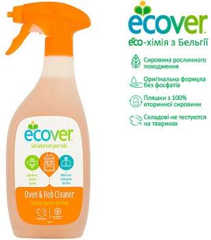 Средство для чистки духовок и варочных поверхностей Ecover Cleaner 500 мл (5412533004205)