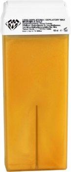 Віск для депіляції BRINail Titanium White в картриджі 100 мл (2142393100115)