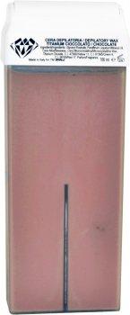 Віск для депіляції BRINail Titanium Chocolate в картриджі 100 мл (2142393100092)