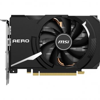 Відеокарта MSI GeForce GTX1650 SUPER 4096Mb AERO ITX OC (GTX 1650 SUPER AERO ITX OC)