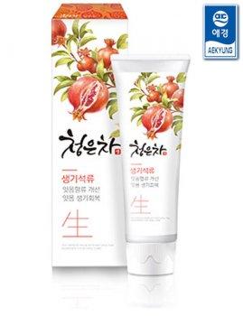 Зубная паста укрепляющая с экстрактом граната 2080 Cheong-Eun-Cha Pomegranate Toothpaste 120 мл