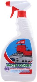 Засіб для чищення Сан Клин Майстер Клінер для плит з розпилювачем 750 мл (4820003542286)