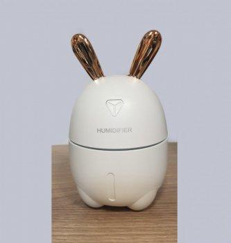 Увлажнитель воздуха и ночник 2в1 Humidifiers Rabbit белый original