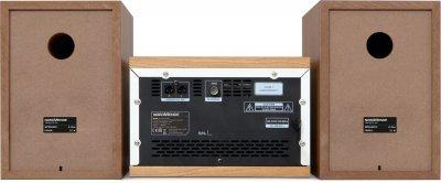 Цифровий стаціонарний радіоприймач TechniSat NORDMENDE Transit 300 FM, DAB+, Bluetooth, USB, CD (78-3003-00)