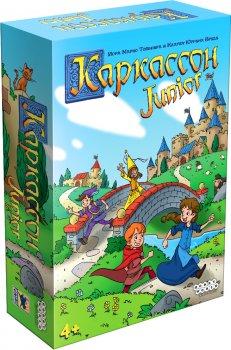 Настільна гра Hobby World Каркасон Junior (915306) (4630039153062)