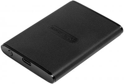Transcend ESD230C 240GB USB 3.1 Type-C 3D NAND TLC (TS240GESD230C) External