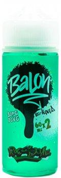 Рідина для електронних сигарет Balon Roc Style 120 мл (Персик + апельсин)