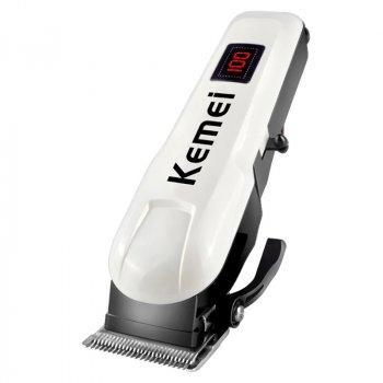 Машинка для стрижки на аккумуляторе Kemei KM-809A