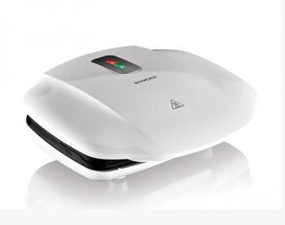 Гриль електричний контактний притискної Silver Crest SKG B2 1000W White