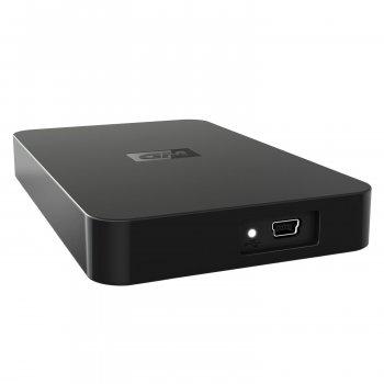 Жорсткий диск Western Digital Elements 320GB (WDBAAR3200ABK-EESN) 2.5 USB 2.0 External Black