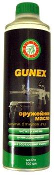 Масло збройне Klever Ballistol Gunex 500 ml (22052)