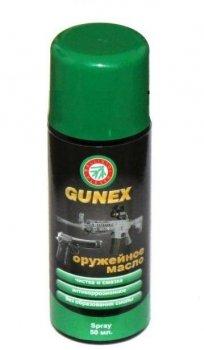 Масло збройне Klever Ballistol Gunex 50 ml Spray (22153)