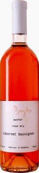 Вино ТМ N. Boyko Каберне рожеве сухе 0.75 л 13.9% (4841721000315)