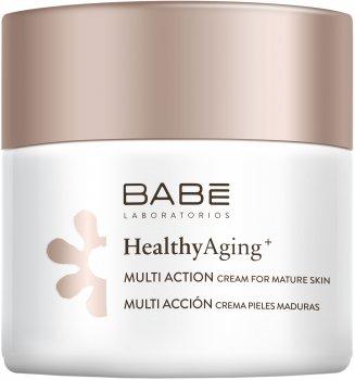 Мультифункциональный крем BABE Laboratorios Healthy Aging для очень зрелой кожи 60+ 50 мл (8436571630810)
