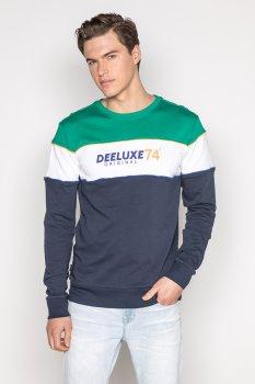 світшот Deeluxe74 S19517 т.синій комб. синій.