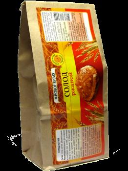 Солод житній ферментований Новий час, 300 г Економ-упаковка