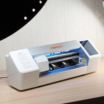 Плоттер Recci для нарезки защитной гидрогелевой плёнки на любые модели телефонов