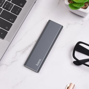 Зовнішній накопичувач SSD Type-C HOCO UD7 128GB USB3.1 Extreme speed portable