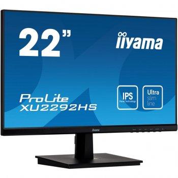 Монітор iiyama XU2292HS-B1 (WY36dnd-245672)