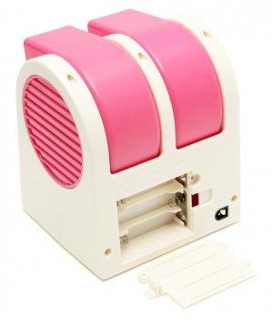 Вентилятор Noisy HB-168 Pink Розовый