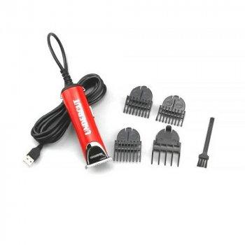 Машинка для стрижки на USB Gemei GM-850