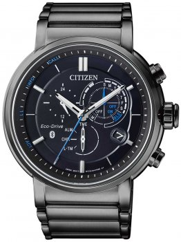 Годинник Citizen BZ1006-82E Eco-Drive Bluetooth Smartwatch 45mm 10ATM