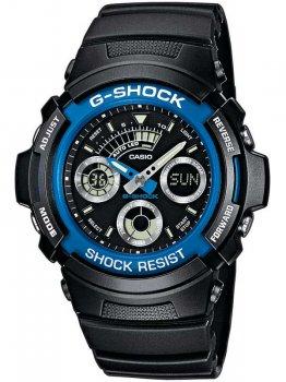Годинник CASIO AW-591-2AER G-SHOCK 46mm 20ATM