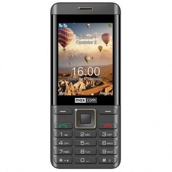 Мобильный телефон Maxcom MM236 Black-Gold (dnd-204676)