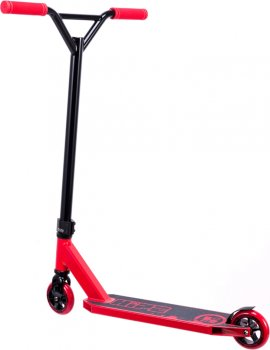 Самокат трюковий HIPE H1 Black/Red (250809)