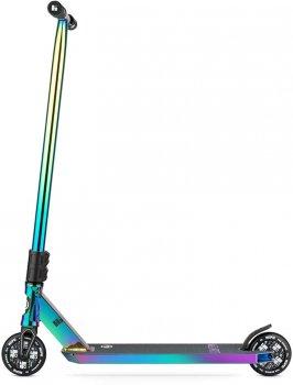 Самокат трюковий HIPE H4 Green/Neo chrome (250817)