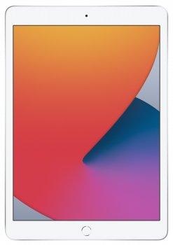 "Планшет Apple iPad 10.2"" Wi-Fi 128 GB Silver 2020 (MYLE2RK/A)"
