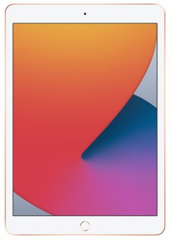 "Планшет Apple iPad 10.2"" Wi-Fi 32GB Gold 2020 (MYLC2RK/A)"