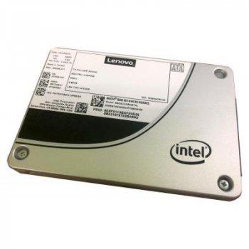 """Жорсткий диск для сервера 960GB SATA SSD 2.5""""/S4510 Lenovo (4XB7A10249)"""