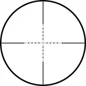 Оптичний приціл Hawke Vantage 3-9x40 AO (Mil Dot) (14123)