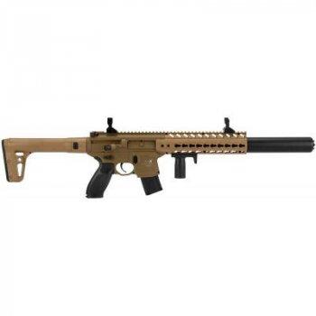 Пневматична гвинтівка Sig Sauer Air MCX FDE Sand 4,5 мм (AIR-MCX-177-88G-30-F)