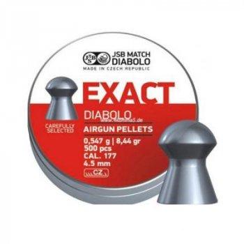 Пульки JSB Diablo Exact 500 шт. (546236-500)