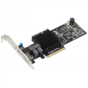RAID контролер ASUS PIKE II 3108-8I-16PD/2G (90SC07N0-M0UAY0)