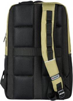 """Рюкзак для ноутбука Wenger Crinio 16"""" Olive (606483) + Рюкзак Wenger FlowUp чорний камуфляж в подарунок!"""