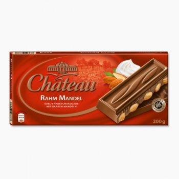 Шоколад молочный Chateau Rahm Mandel 200 г