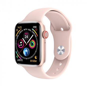 Смарт годинник Розумні годинник Smart Tech Innovation W26 Pro Жіночі Телефон Тонометр ЕКГ Термометр Лічильник калорій Pink